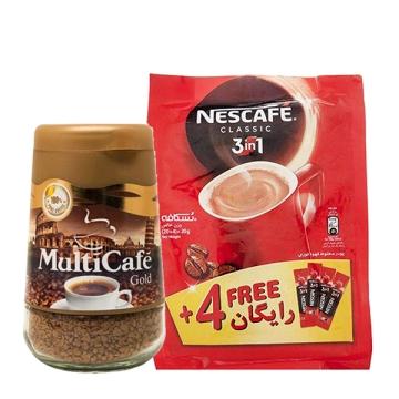 قهوه و هات چاکلت