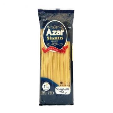 اسپاگتی 1/2 قطری 700 گرم آذر