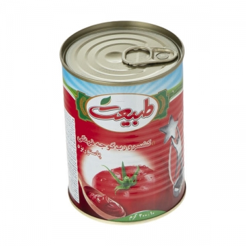 رب گوجه فرنگی 400 گرم طبیعت