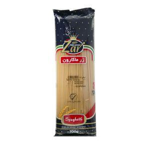 اسپاگتی 1/7 قطری 700 گرم زر ماکارون