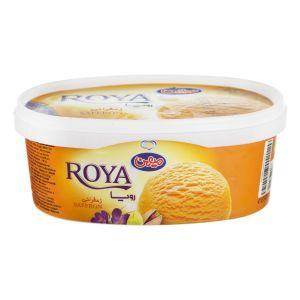 بستنی زعفرانی رویا 650 گرم میهن