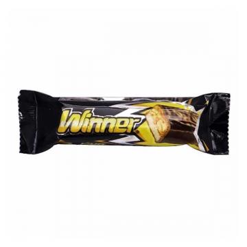 شکلات مغزدار بادام زمینی وینر شیرین عسل