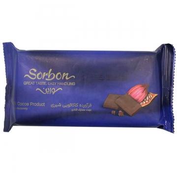 شکلات شیری 250 گرم سوربن