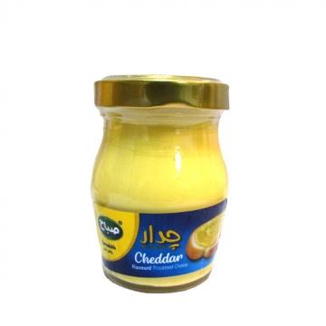 پنیر پروسس با طعم چدار 140 گرم صباح