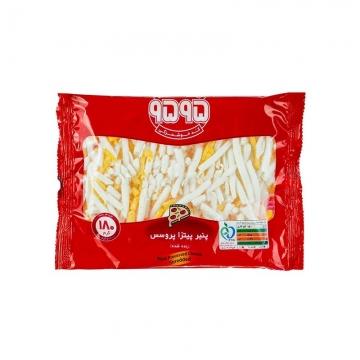 پنیر پیتزا 180 گرم دورنگ 9595