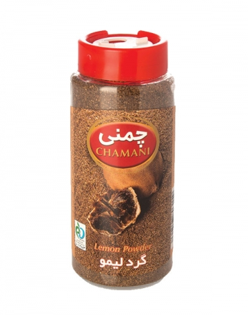 گرد لیمو عمانی 50 گرم چمنی