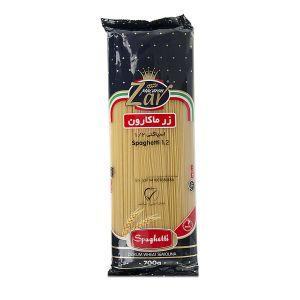 اسپاگتی 1/2 قطری 700 گرم زر ماکارون