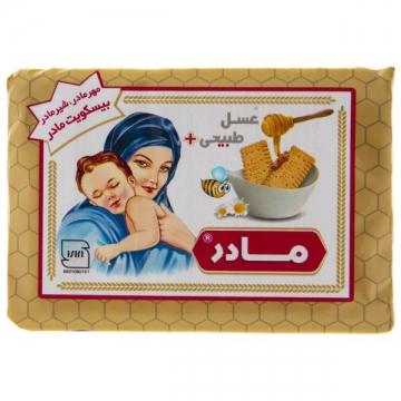 بیسکوئیت عسل 70 گرم مادر