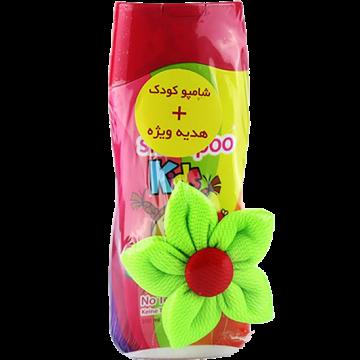 شامپو بچه دخترانه هدیه ویژه 200 گرم مای