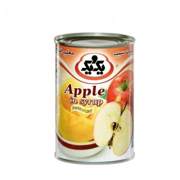 کمپوت سیب 385 گرم یک و یک