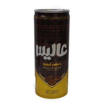 ماءالشعیر قوطی قهوه اسلیم عالیس